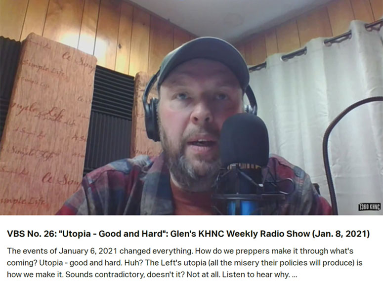 Glen HKNC Radio Show